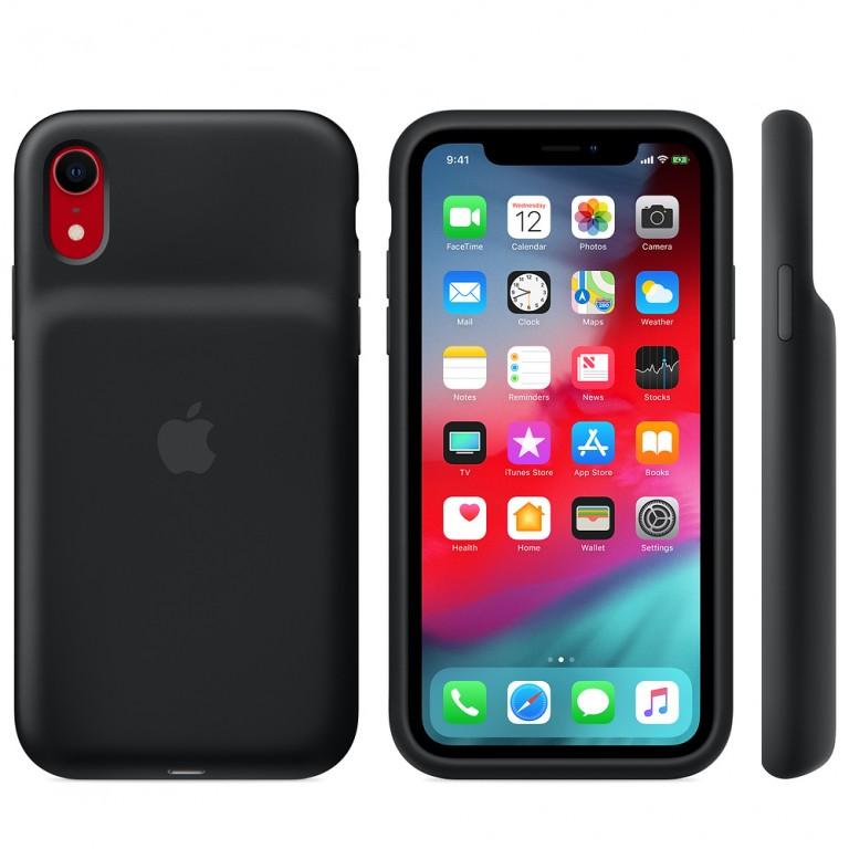 Az Apple bemutatta a Smart Battery Case-t az iPhone XS, iPhone XS Max és iPhone XR modelljeihez, jó néhány módosítással az előzőhöz képest