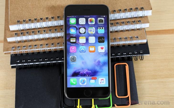 Az Apple akkumulátor csereprogram keretében 11 millió készüléket javított