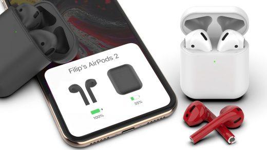 Úgy tűnik, hogy végre tényleg elérkezhet az Apple AirPods 2 ideje