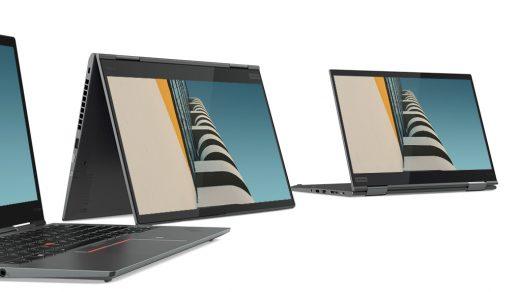Még vékonyabb lett az alumínium Lenovo ThinkPad X1 Yoga