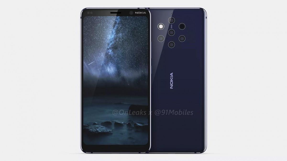 Az MWC előtt bemutathatják a Nokia 9-et