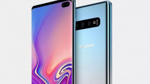 1TB tárhelyet is kaphat a közelgő Samsung Galaxy S10+