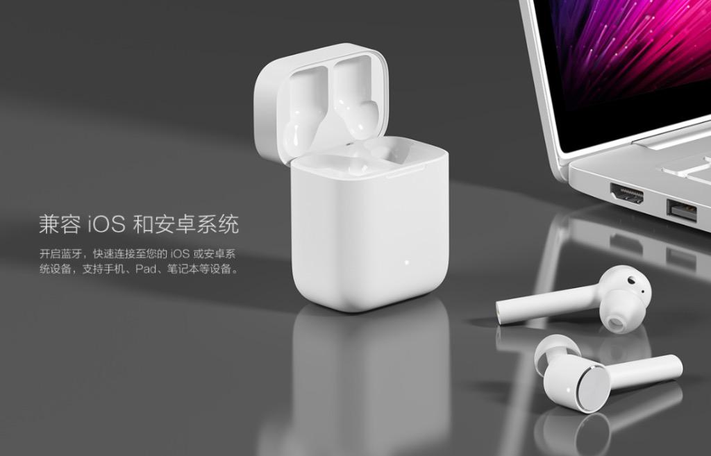Itt a Xiaomi válasza az Apple AirPods-ra: Xiaomi AirDots Pro