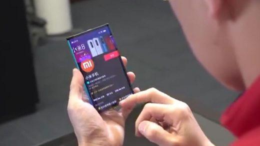 Egy új videón jelent meg a Xiaomi összehajtható mobilja