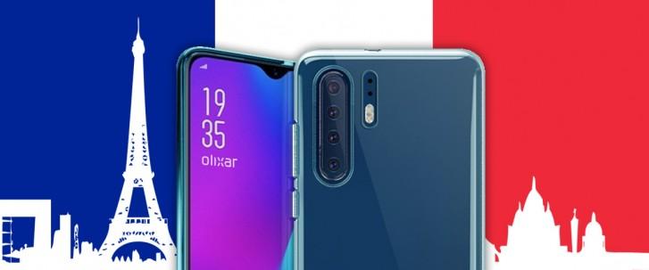 Március végén, Párizsban mutatkozhat be a Huawei P30