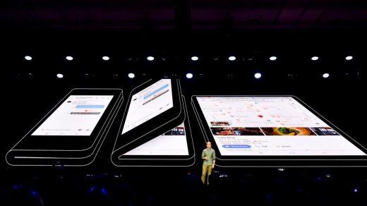 Véletlenül került ki az összehajtható Samsung Galaxy F videója