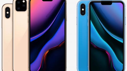 Különböző méretű notch-okkal jöhetnek az idei iPhone modellek