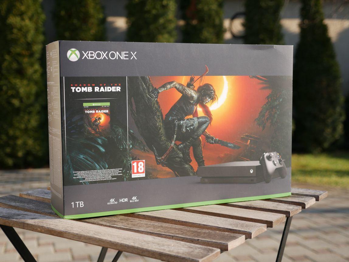 xbox one x teszt