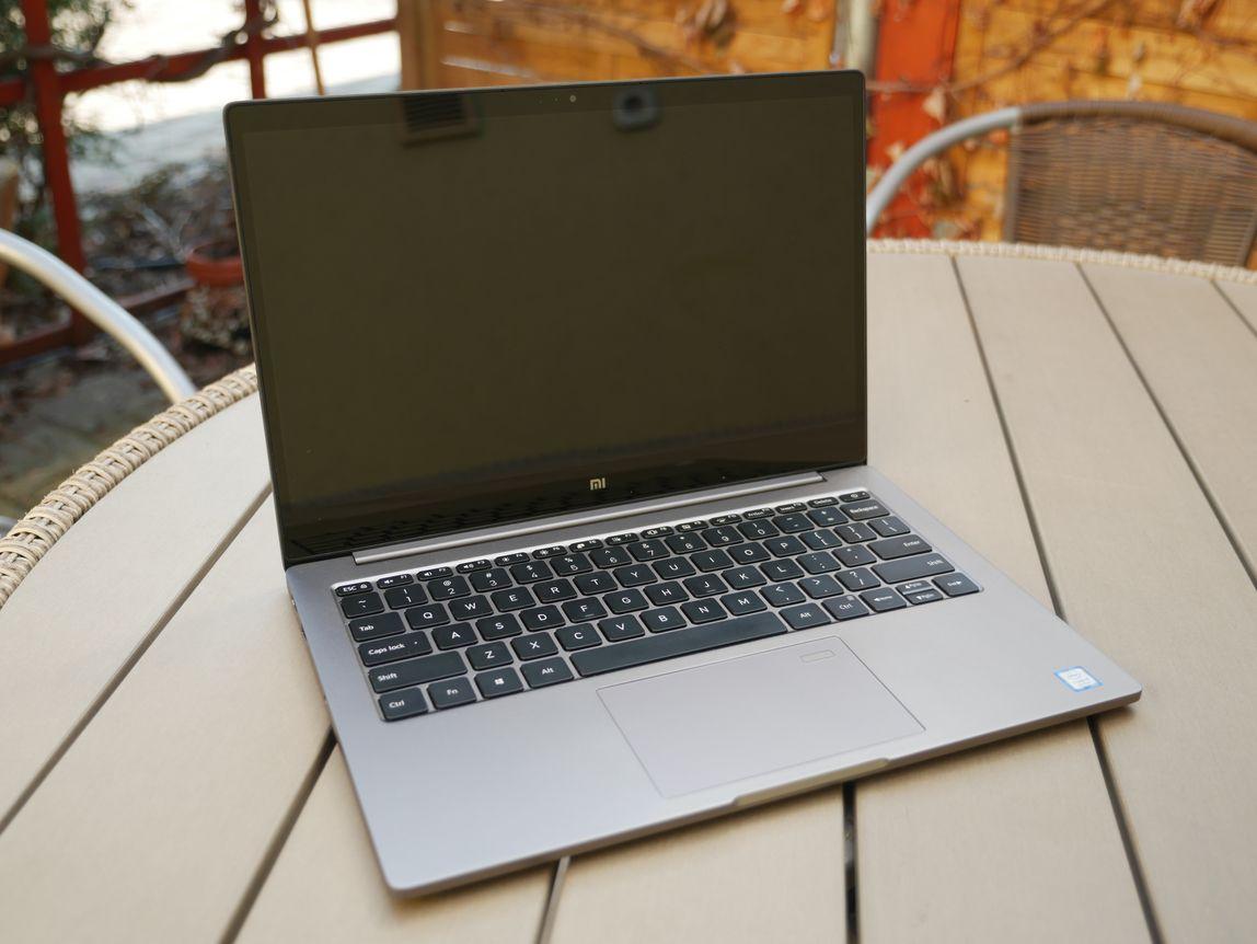 xiaomi mi notebook air 13.3 teszt