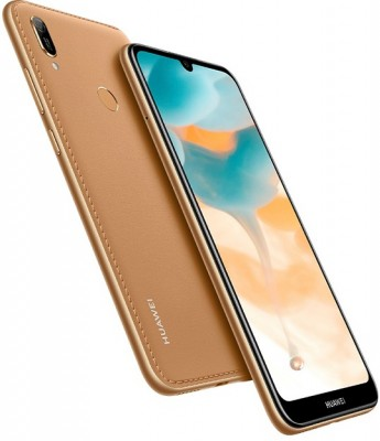Hivatalos a Huawei Y6 2019, Helio A22 SoC-cal és 6.09 inches kijelzővel