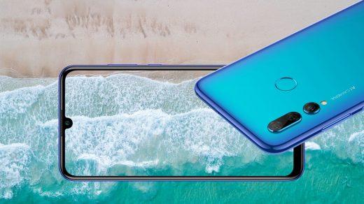 Ultra-wide kamerával mutatták be a Huawei P smart+ 2019 modellt