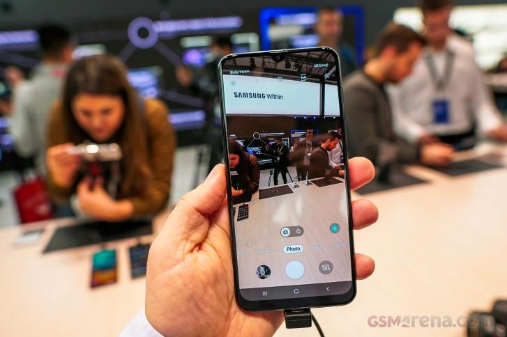 Március 18.-án Európát is eléri az új Samsung Galaxy A50