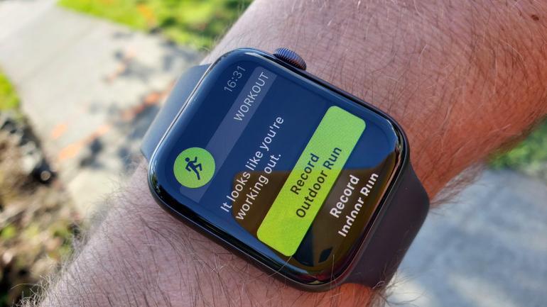 Apple Watch 4 sport