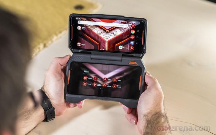 A harmadik negyedévben jöhet az új Asus ROG Phone