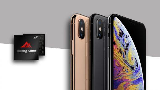 A Huawei szállíthatja az Apple-nek az 5G-s modemeket