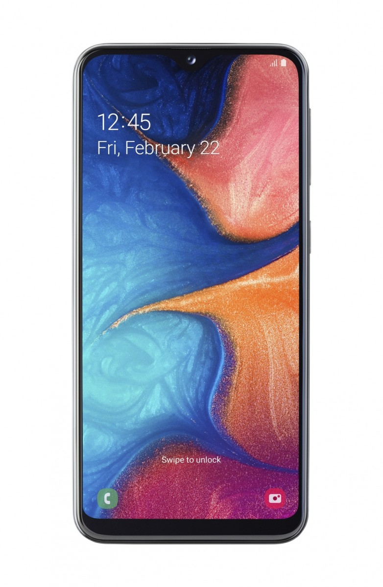 Kisebb kijelzőt kapott az új Samsung Galaxy A20e modell