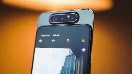 Forgó kamerával mutatkozott be az új Samsung Galaxy A80
