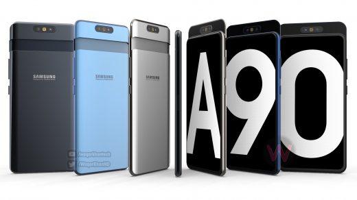 Kiszivárgott a Samsung Galaxy A90 főbb specifikációja