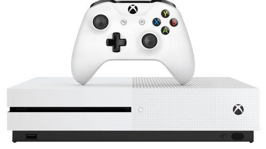 Optikai meghajtó nélküli Microsoft Xbox One S jöhet