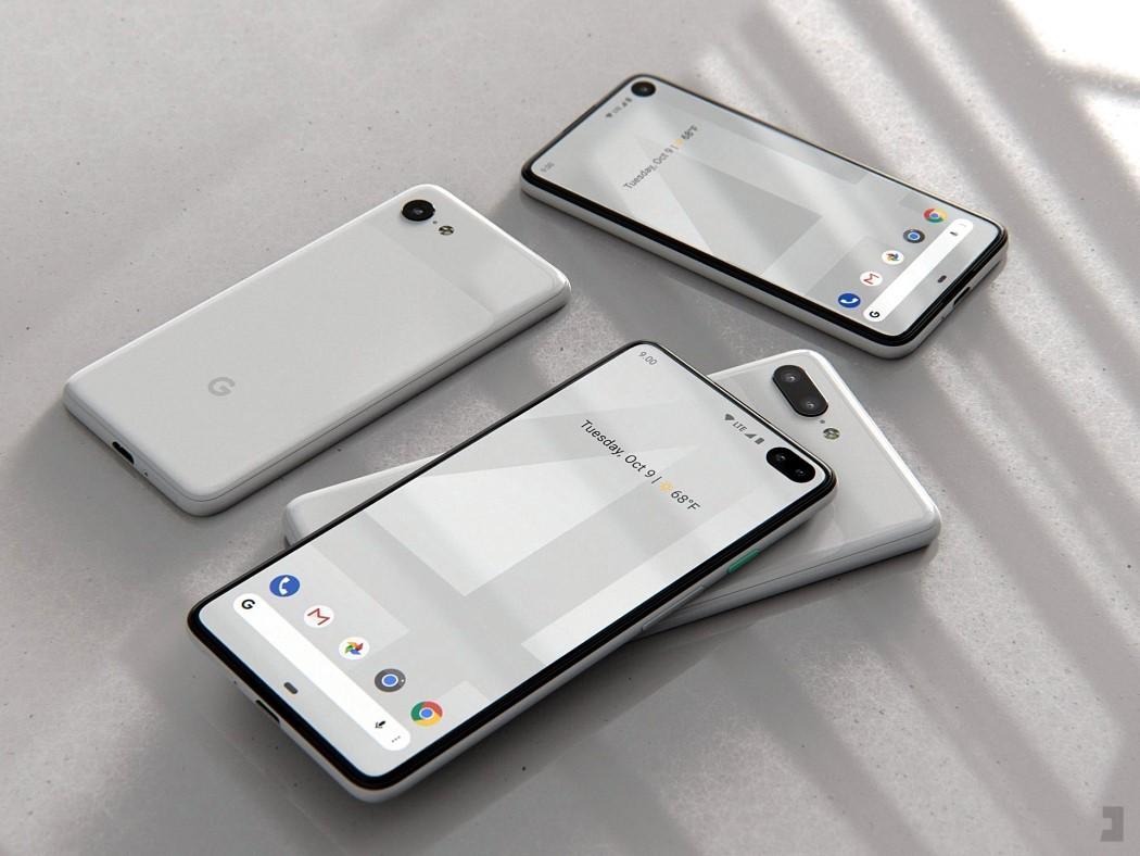 Google Pixel 4 és 4 XL