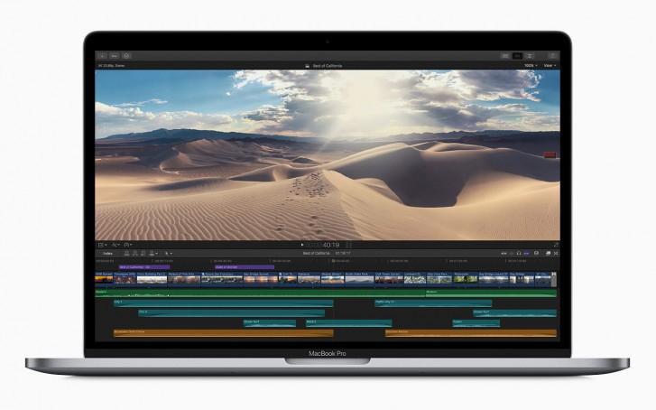 Szokásos frissítésen estek át az Apple MacBook Pro modellek