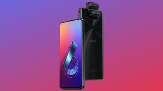 12 GB memóriával mutatkozott be az Asus Zenfone 6 Edition 30