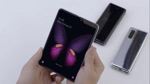 Tovább csúszik a Samsung Galaxy Fold megjelenése