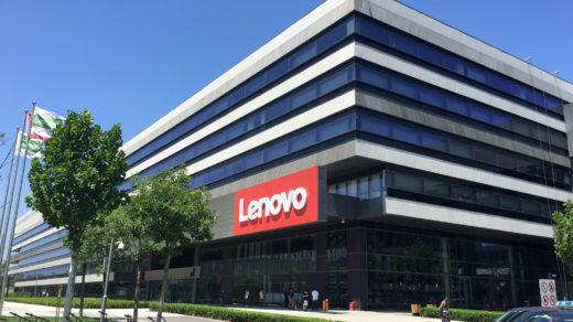 Rekord árbevételt ért el a Lenovo az előző gazdasági évben