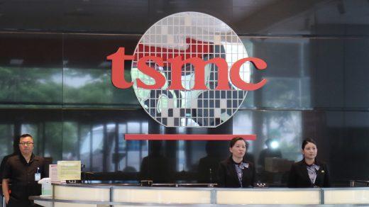 A TSMC jövőre megkezdi az 5nm-es chipek tömeggyártását