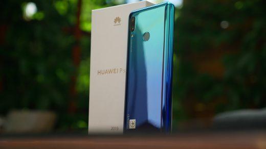 huawei p smart 2019 teszt