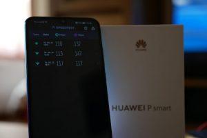 huawei p smart 2019 teszt teljesítmény