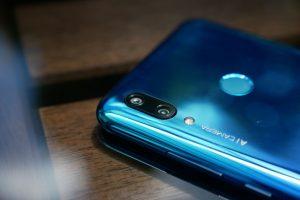 huawei p smart 2019 teszt hátlapi kamera