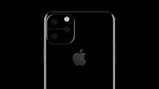 Háromszög alakban helyezik el a kamerákat az új iPhone modelleken