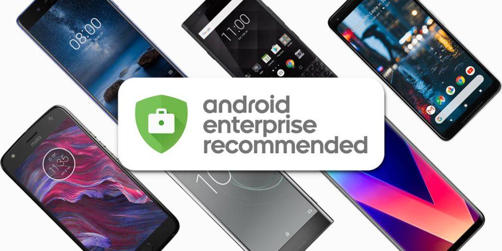 Enterprise Recommended