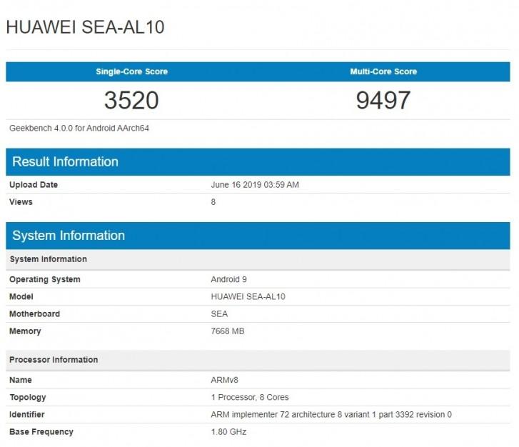 Pénteken mutatják be az új Huawei nova 5 modellt
