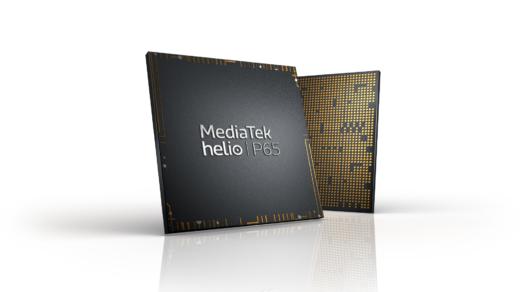 Bemutatkozott az új MediaTek chipsetje, a Helio P65