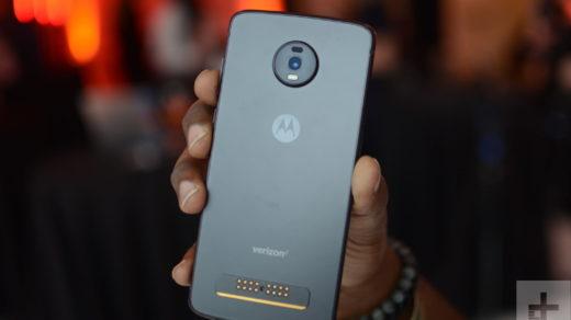 Snapdragon 675-tel mutatkozott be a Motorola Moto Z4
