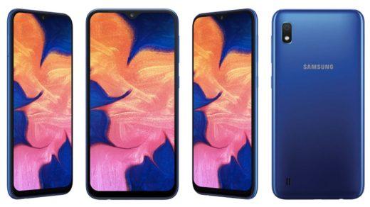 A Geekbench-en tűnt fel az új Samsung Galaxy A10e modell