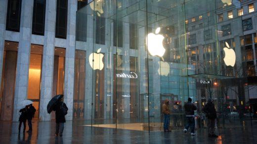 Az Apple az első helyen az idei Fortune Global 500 listán