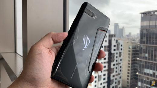 120Hz-es kijelzőt kapott az új Asus ROG Phone II modell