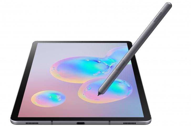 Sok újdonsággal mutatkozott be a Samsung Galaxy Tab S6