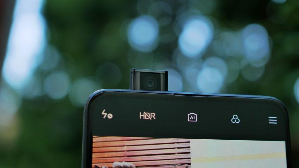 xiaomi mi 9t teszt előlapi kamera