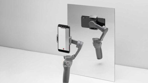 A DJI bemutatta az Osmo Mobile 3 összecsukható gimbalt