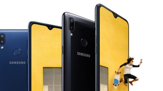 4000 mAh-s akkumulátorral mutatkozott be a Samsung Galaxy A10s