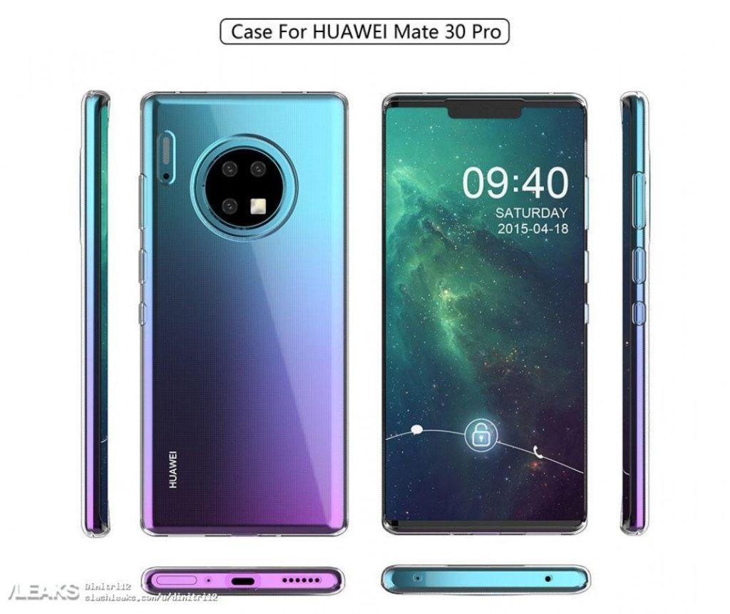 Szeptember 19.-én mutatják be a Huawei Mate 30 és Mate 30 Pro-t