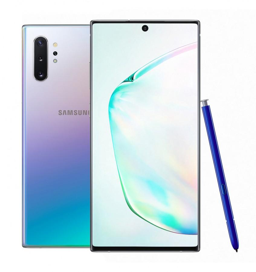 Bemutatkoztak a Samsung Galaxy Note10 és Note10+ modellek