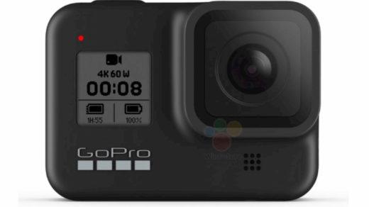 Kiszivárogtak a GoPro Hero 8 és GoPro Max modellek részletei