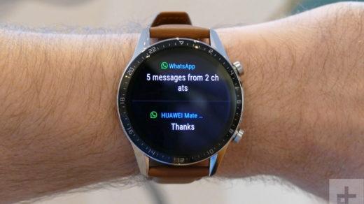 Két hetes üzemidővel és Kirin A1 chipsettel érkezik a Huawei Watch GT 2