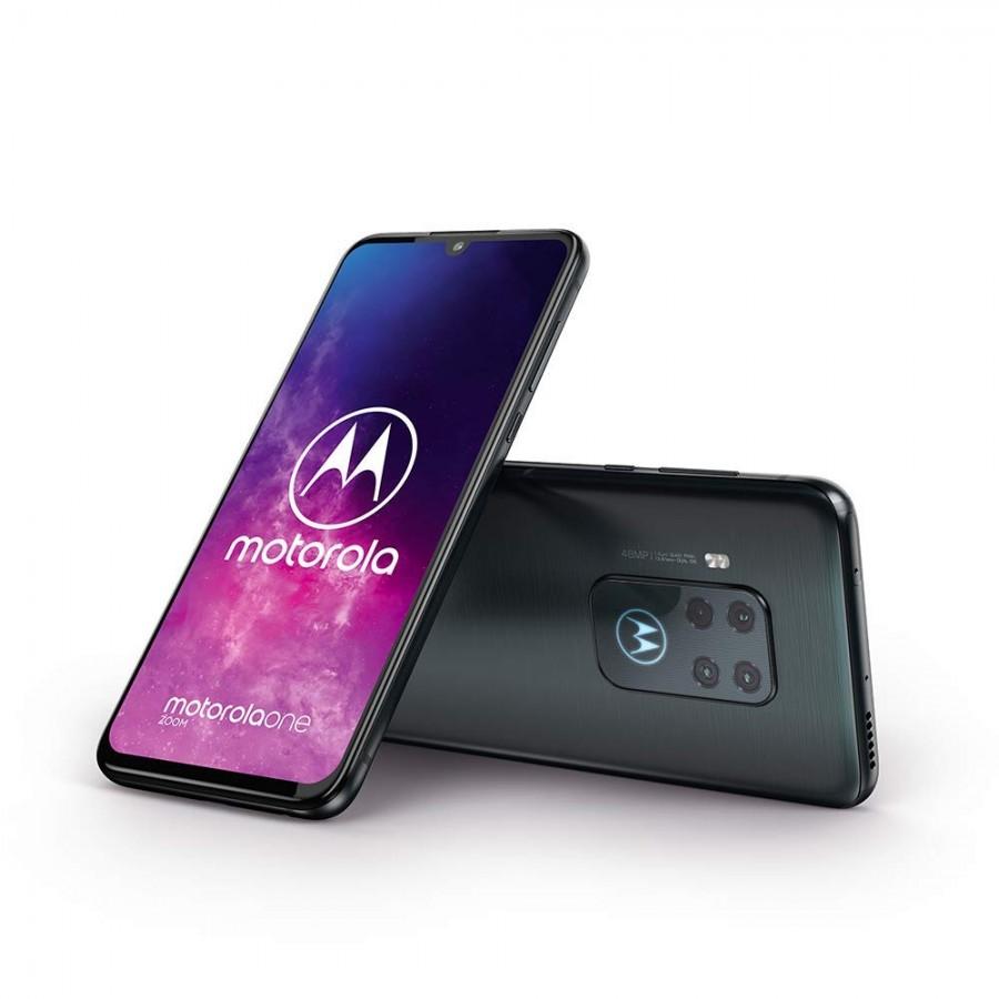 Bemutatkozott az új Motorola One Zoom modell