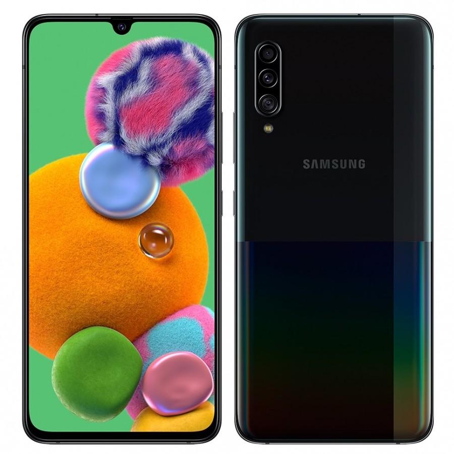 Hivatalos is bemutatkozott a középkategóriás Samsung Galaxy A90 5G